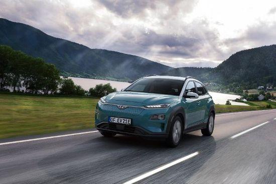 Auto - Extra-Pakete für den elektrischen Hyundai Kona