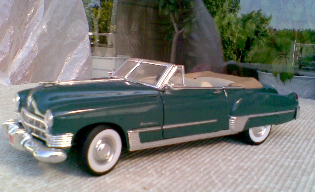 005 Cadillac Coupè de Ville