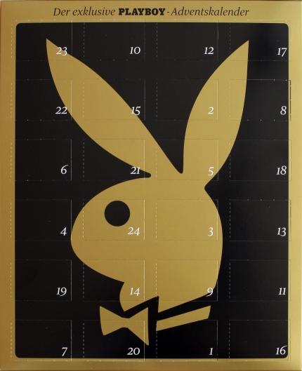 Adventskalender Playboy