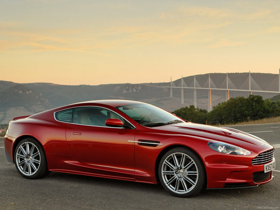wallpaper aston martin. 2008 Aston Martin Dbs Infa Red