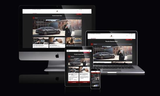 Luxus + Supersportwagen - Voll vernetzt mit Porsche Connect