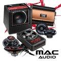 Car-Hifi + Car-Connectivity - Car-HiFi-Spezialist MAC AUDIO bringt über 40 brandheiße Neuheiten zum Saisonstart 2012 auf den Markt!