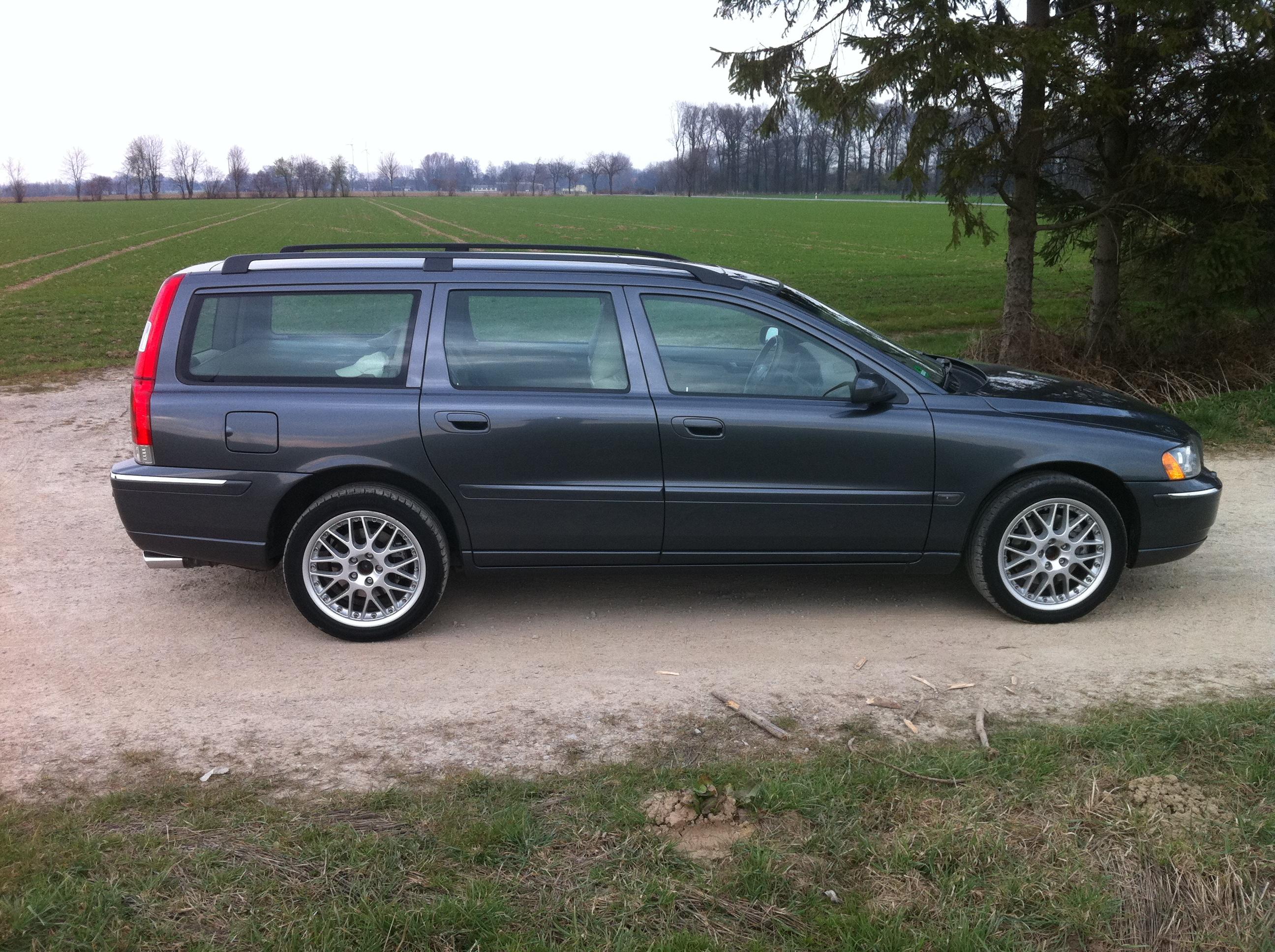 Blog eintrag neue felgen zur saison 2011 zum auto volvo v70 2 5 t gt awd pagenstecher de