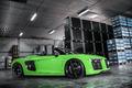 Felgen + Reifen - JMS Fahrzeugteile: Schmidt Drago-Leichtmetallfelgen für den Audi R8 (4S) Spyder