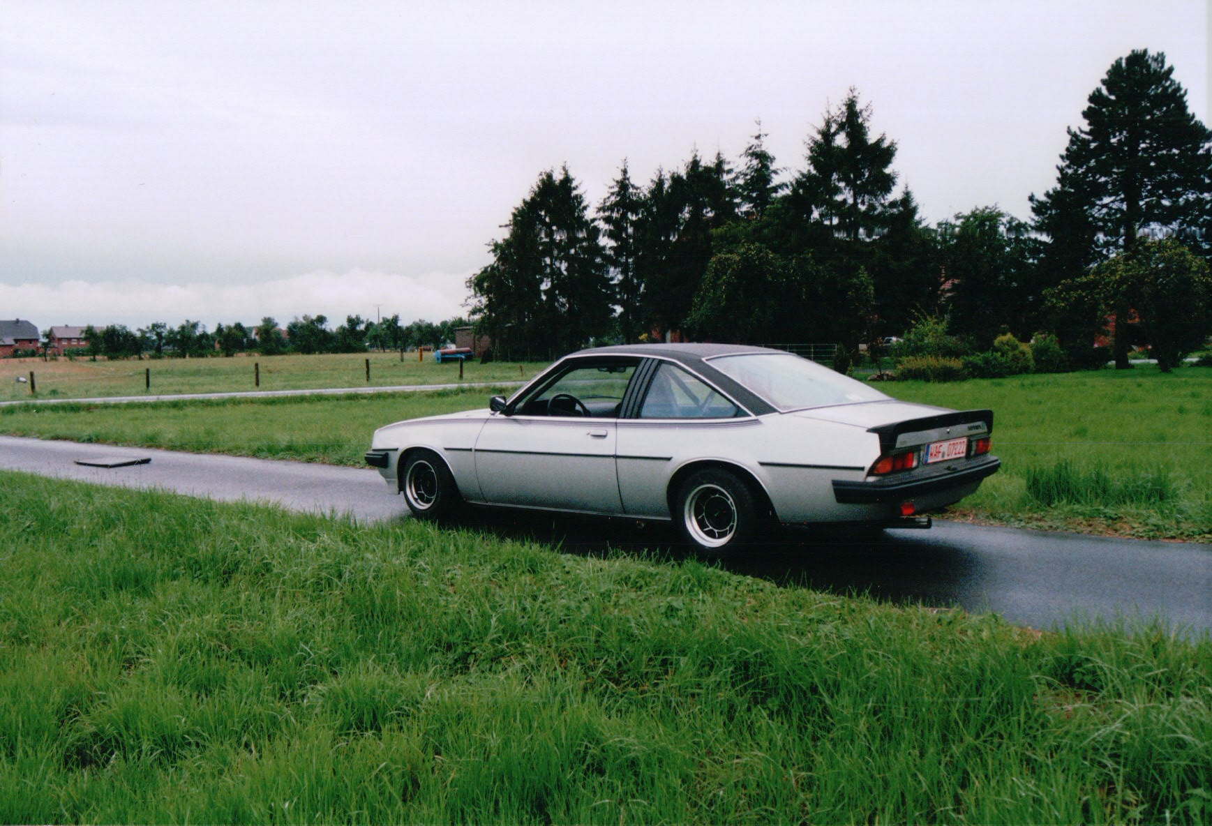 Blog-Eintrag manta b zum Auto