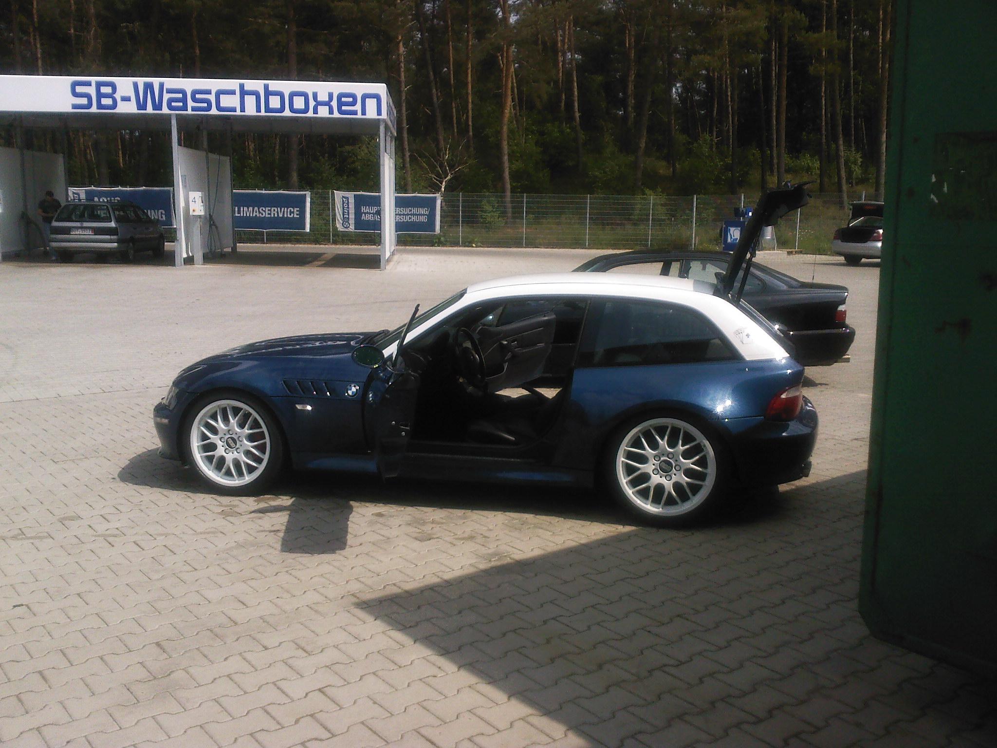 Auto Bmw Z3 Coupe Pagenstecher De Deine Automeile Im Netz