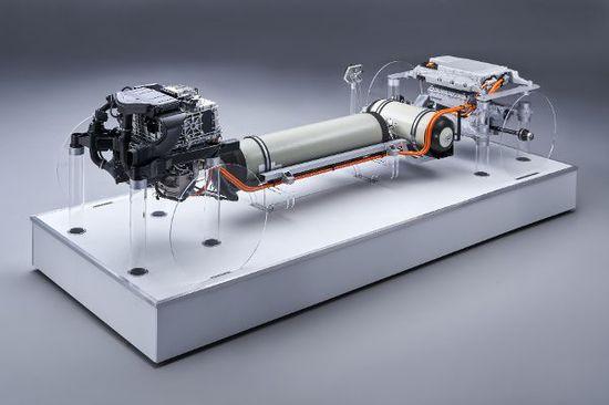 Auto - BMW setzt auch auf die Brennstoffzelle