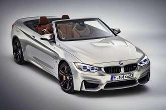 Auto - Das neue BMW M4 Cabrio.