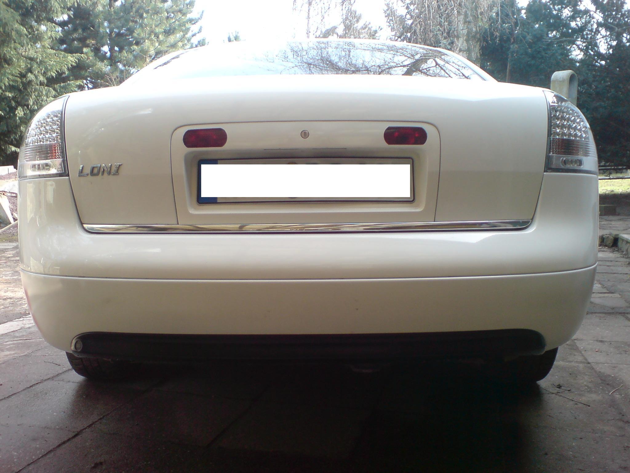 Blog Eintrag Infos zum Wagen zum Auto Audi A6 quattro pagenstecher