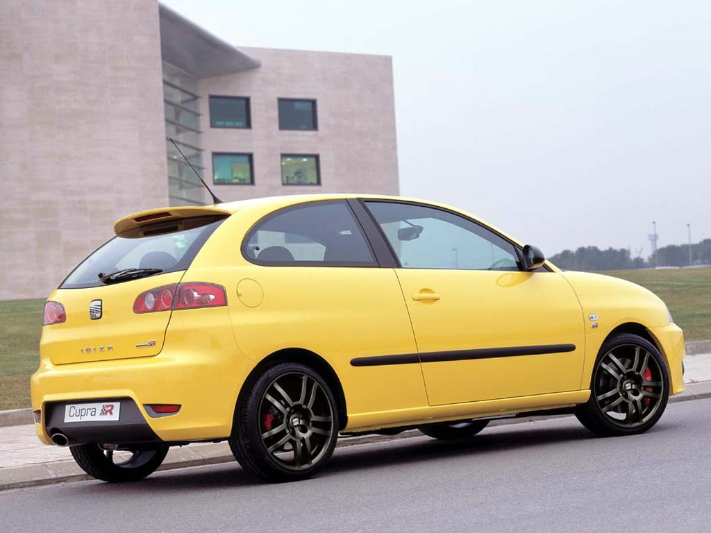 Seat Ibiza Cupra Ibiza Cupra
