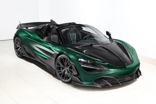 Tuning - TopCar Design, Premiere des McLaren 720S Spider Fury