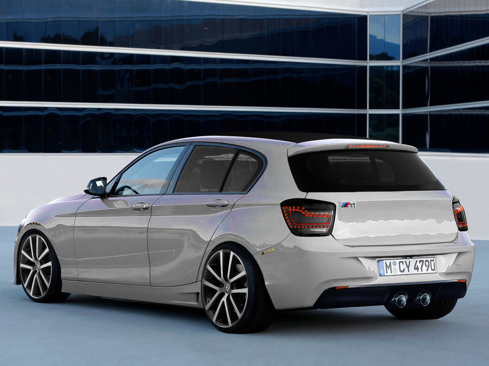 bmw 116i urban 1er deine automeile im netz. Black Bedroom Furniture Sets. Home Design Ideas