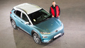 Elektro + Hybrid Antrieb - [ Video ] Hyundai Kona Elektro: Sitzprobe im ersten voll elektrischen B-SUV