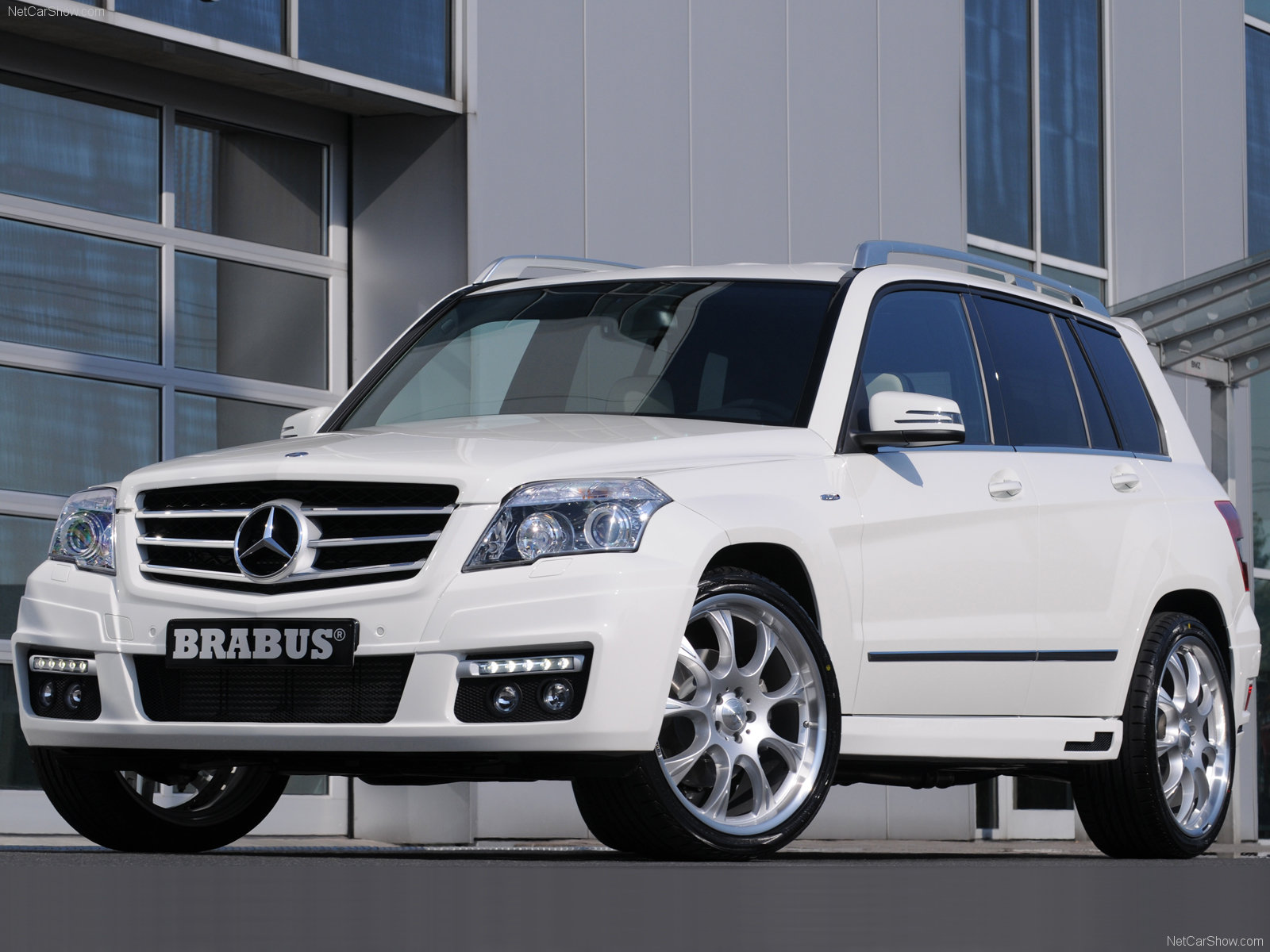 mercedes glk brabus pictures beautiful cool cars wallpapers. Black Bedroom Furniture Sets. Home Design Ideas