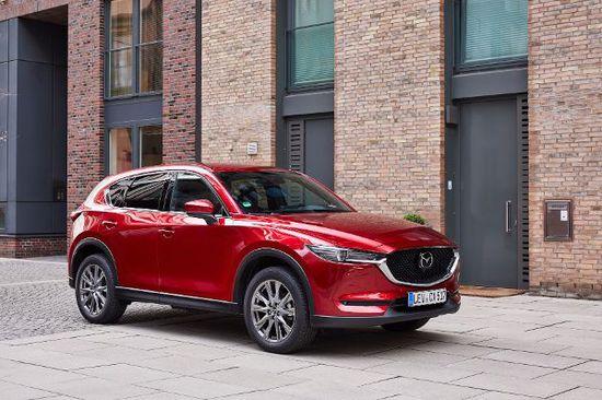 Auto - Mazda rüstet den CX-5 auf