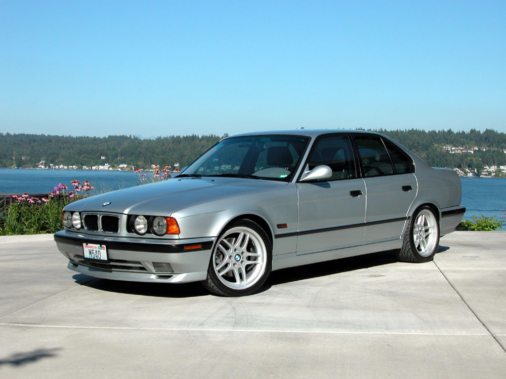 bmw m540i e34 looking good. Black Bedroom Furniture Sets. Home Design Ideas