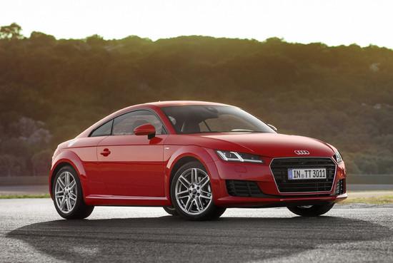 Auto - Neuer Einstiegsmotor im Audi TT
