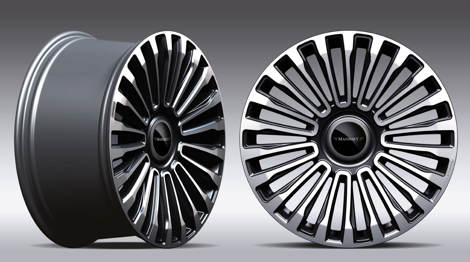 Mansory Startet Felgenoffensive Mit Der Luxury Wheels Collection Pagenstecher De Deine