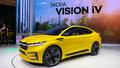 Auto - [ Video ] Genf 2019: Skoda präsentiert mit Vision iV Ausblick auf künftige Elektrofahrzeuge
