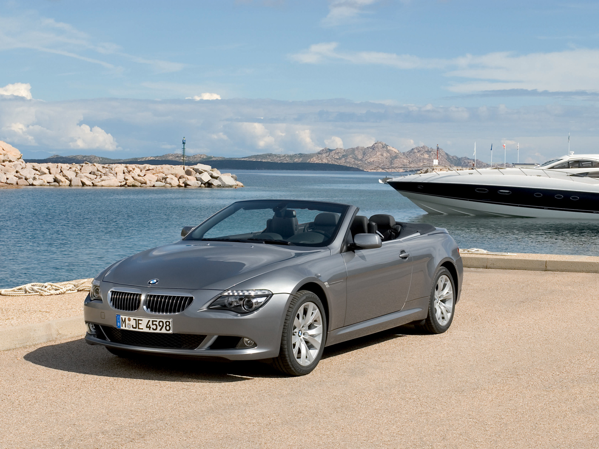 fake bmw 6er cabrio deine automeile im netz. Black Bedroom Furniture Sets. Home Design Ideas