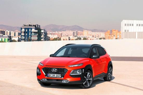 Auto - Hyundai Kona jetzt auch mit Diesel-Antrieb: Angenehme Ruhe