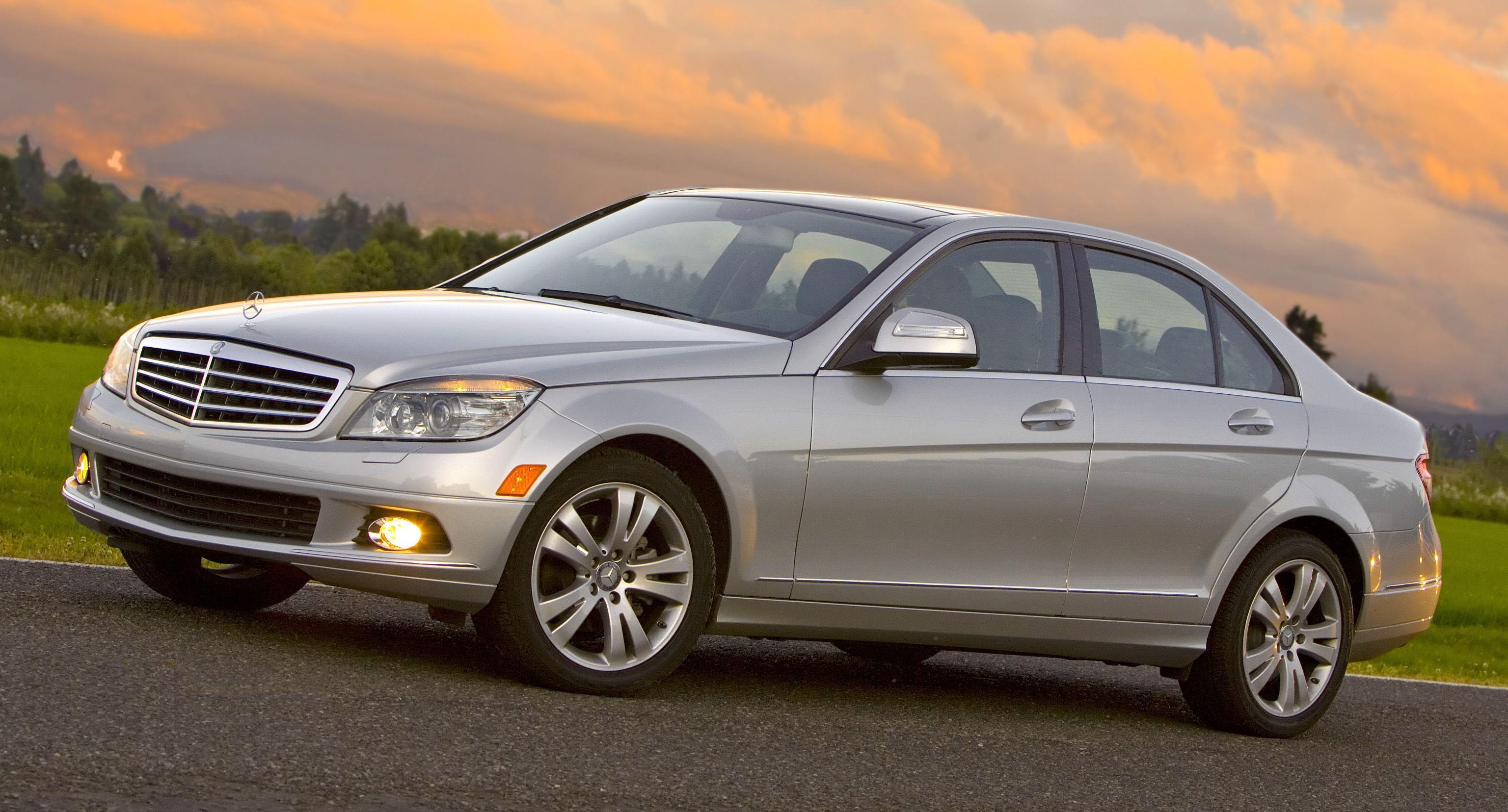 Mercedes c klasse luxury edition deine for Mercedes benz luxury