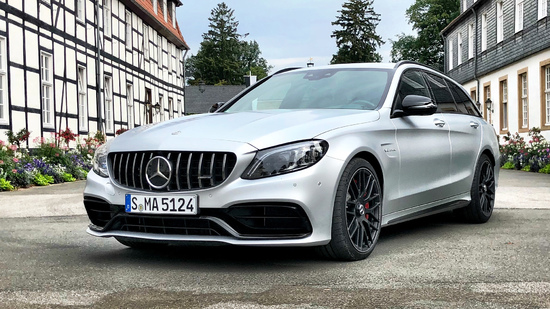 Fahrbericht - 2018 Mercedes-AMG C 63 S
