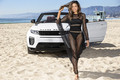 Girls + Cars - Mrs. Moneypenny trifft auf Range Rover Evoque Cabrio