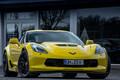 Tuning + Auto Zubehör - In Melle entsteht eine Corvette mit 1200 PS