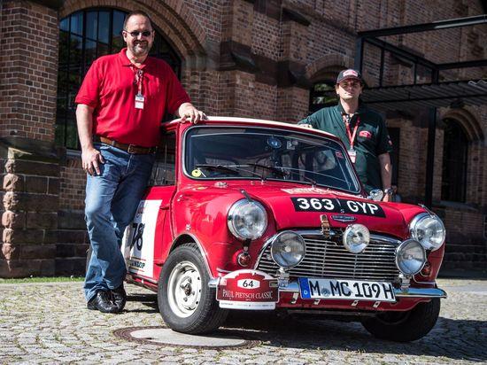 Youngtimer + Oldtimer - Paul Pietsch Classic 2014: Ab durch den Schwarzwald