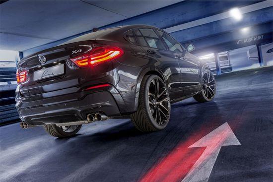 Name: Lumma_Design_BMW_X4_Heck_schraeg.jpg Größe: 1920x1280 Dateigröße: 371179 Bytes