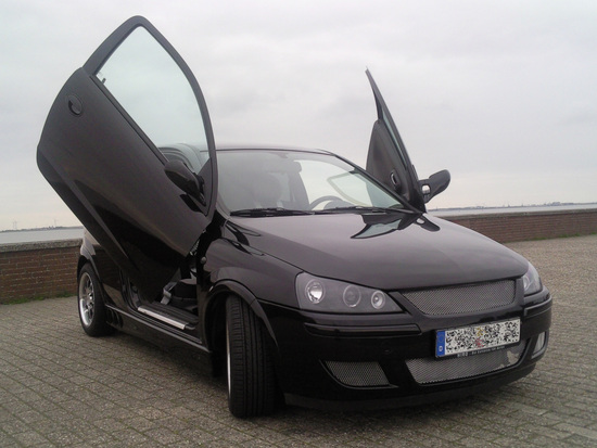 opel corsa c tuning. Black Bedroom Furniture Sets. Home Design Ideas