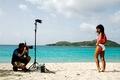 Tuning - MISS TUNING Foto-Shooting auf den British Virgin Islands: Tag 3