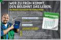 Deal - Winterreifenwechsel bei Euromaster gratis!