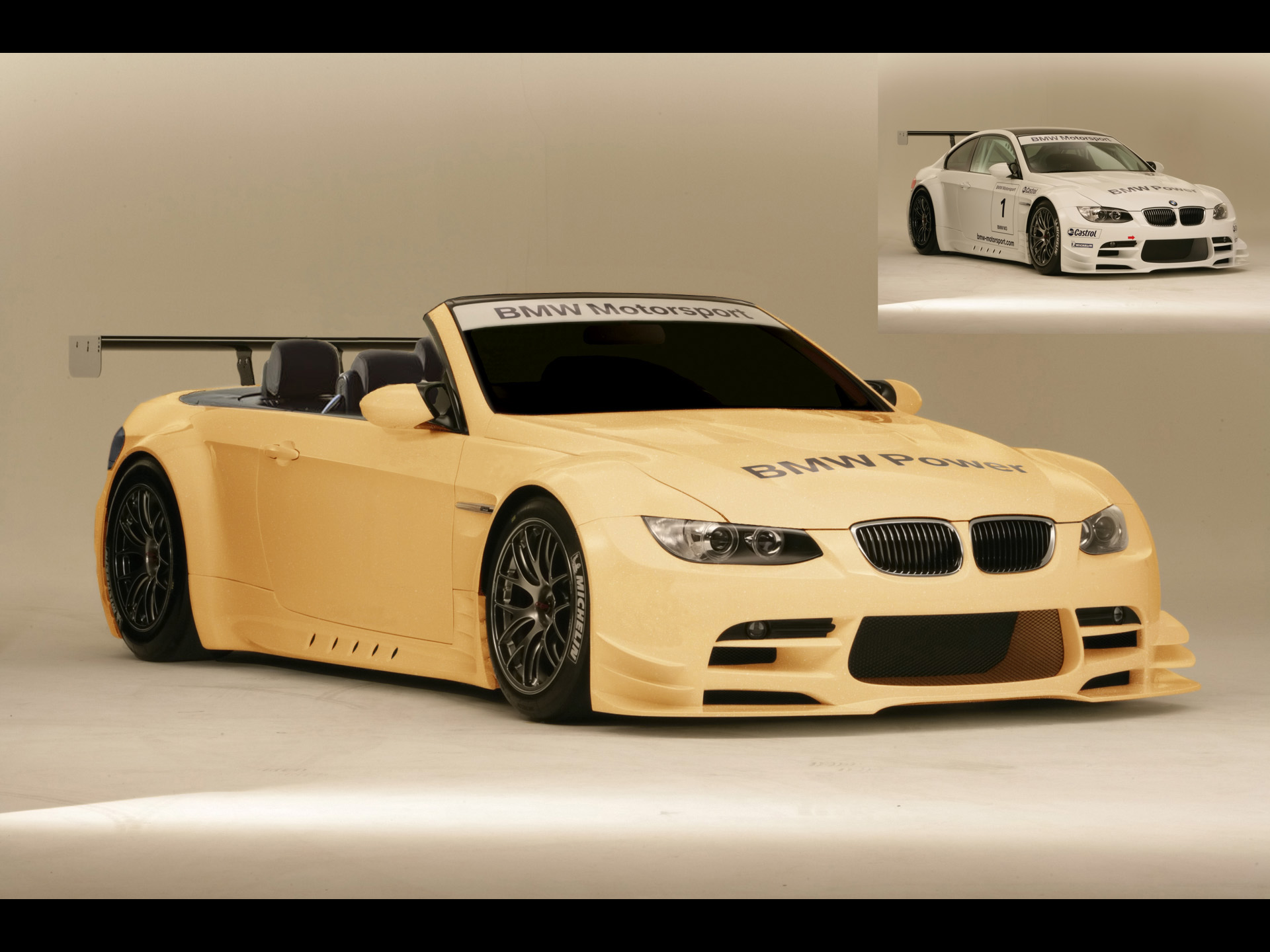 M3 Convertible Widebody