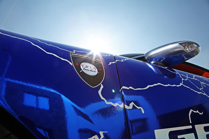 Bugatti cam