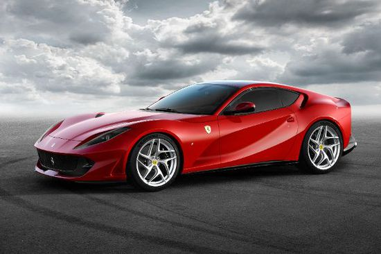 Luxus + Supersportwagen - Ferrari gehen die Pferde durch