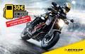 Deal - Dunlop verlängert Tankgutschein-Aktion für Motorradfahrer