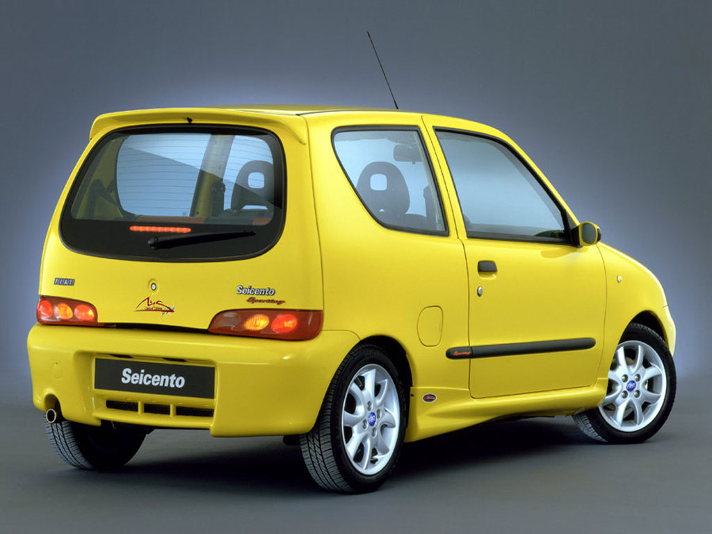 fiat seicento wallpaper - photo #6