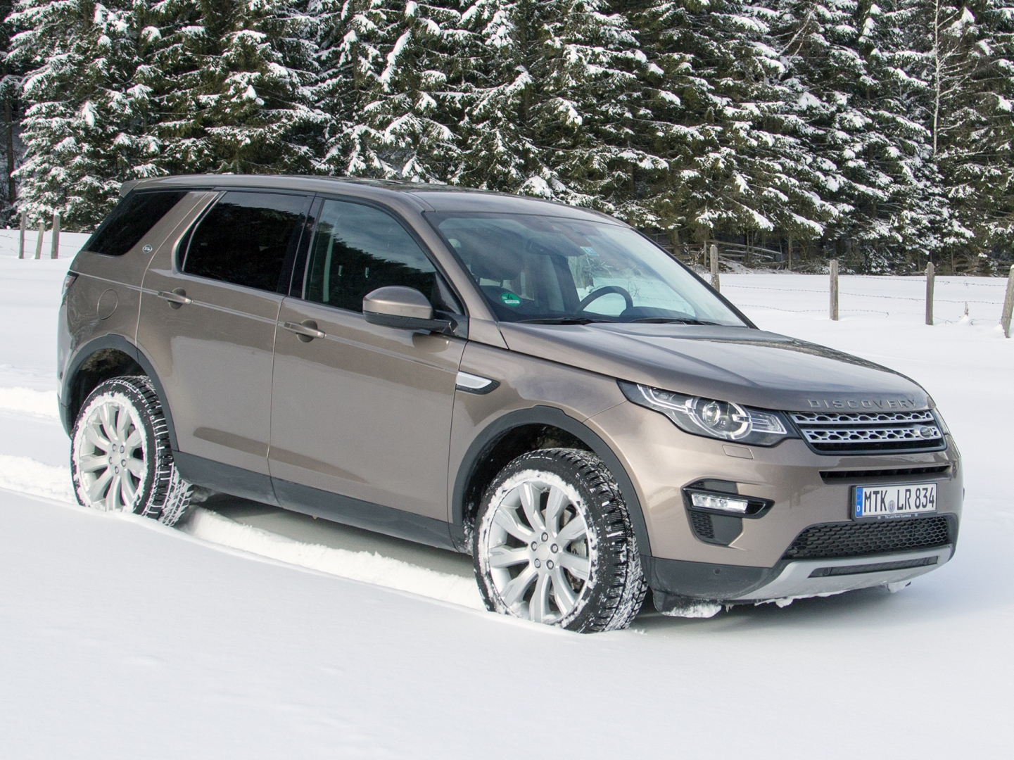 Fahrbericht: Land Rover Discovery Sport (190PS/420Nm ...