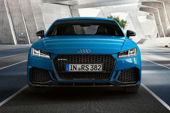 Erlkönige + Neuerscheinungen - Audi liftet den TT RS