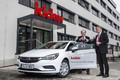 """Auto - Auch der """"Kicker"""" parkt auf Opel um"""