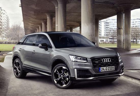 Erlkönige + Neuerscheinungen - Sportliches Sondermodell: der Audi Q2 Edition #1