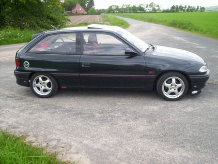Opel Astra F Gt