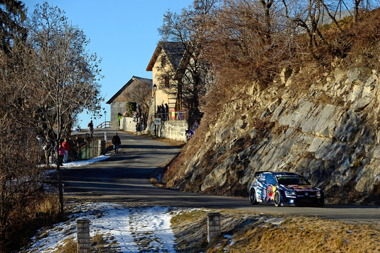 Motorsport - FIA Rallye-Weltmeisterschaft (WRC)  24. Januar 2015