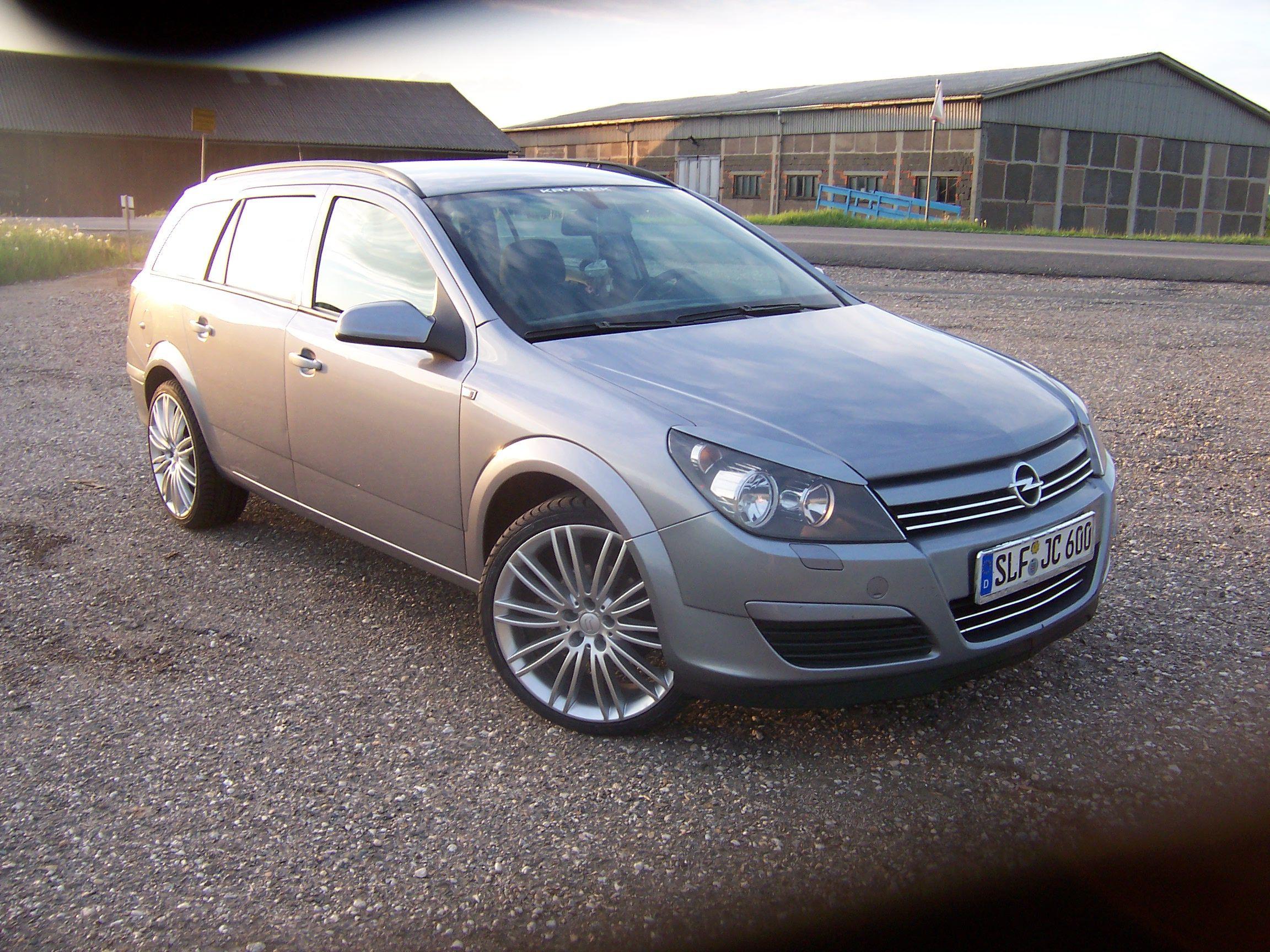 Auto Opel Astra H Caravan