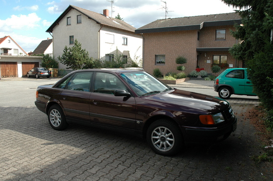 Name: Audi_100_13.JPG Größe: 3008x2000 Dateigröße: 2839001 Bytes