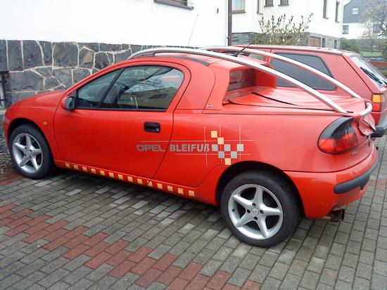 Irmscher Opel Tigra Pickup