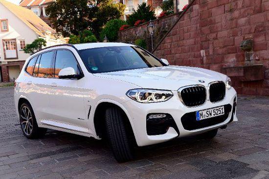 Erlkönige + Neuerscheinungen - BMW X3: Meister der Dynamik