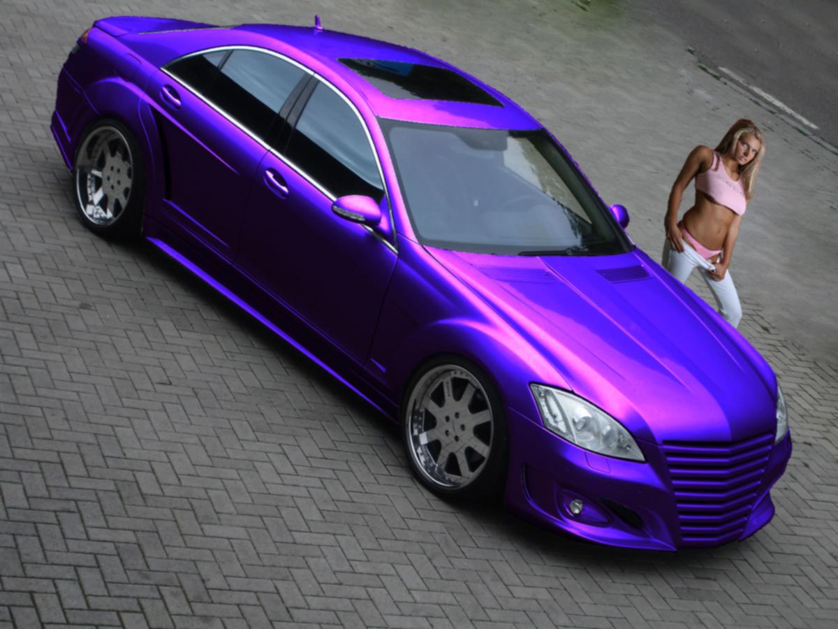 Tuning Treffen Mercedes Benz